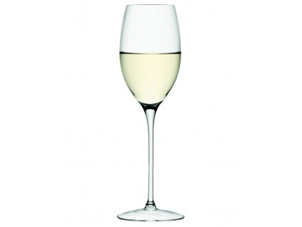 LSA Wine sklenice na bílé víno 340ml, set 4ks
