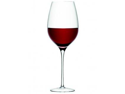 LSA Wine číše na červené víno 850ml, Set 4ks