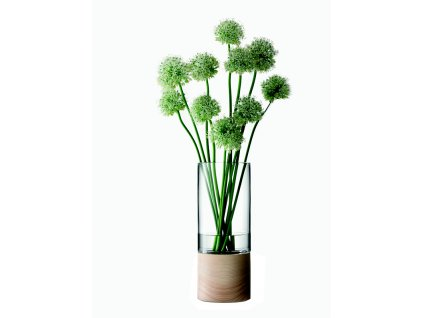 LSA Lotta váza s jasanem 36cm