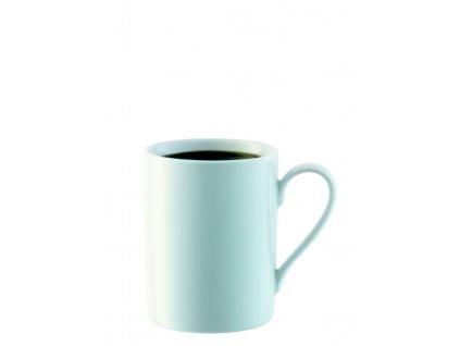 LSA Dine hrnek na čaj 0,3l, set 4ks bílý