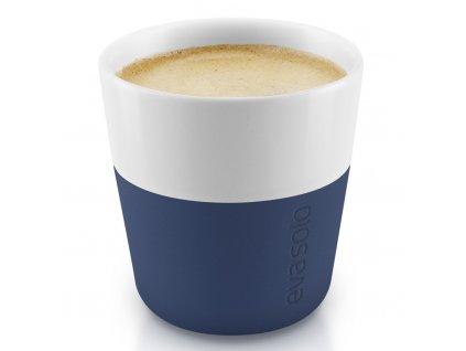 Termošálky na espresso 80 ml 2 kusy námořnicky modré, Eva Solo