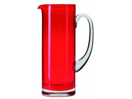 LSA džbán Basis, 1,5l, červený