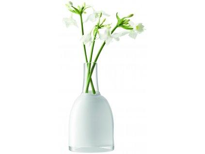 LSA Cape váza 32cm, bílá
