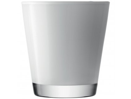 LSA Asher sklenice bílá, 340ml