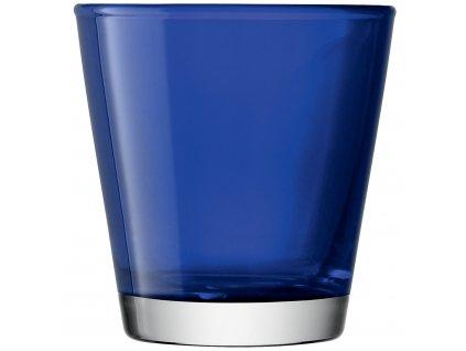 LSA Asher sklenice modrá, 340ml