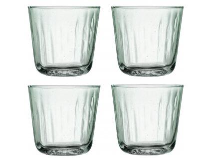 LSA Mia sklenice nízká, 250ml, set 4ks