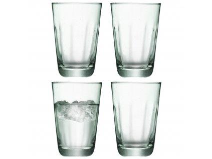 LSA Mia sklenice vysoká, 350ml, set 4ks