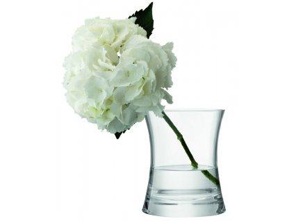 LSA Moya váza čirá, 22cm