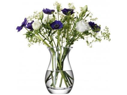 LSA Flower Posy váza, 17.5cm, čirá