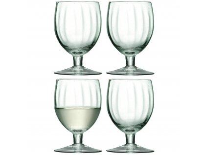 LSA Mia sklenice na víno, 350ml, set 4ks