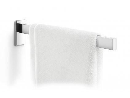 Koupelnový držák na ručníky linea nerezový lesklý ZACK