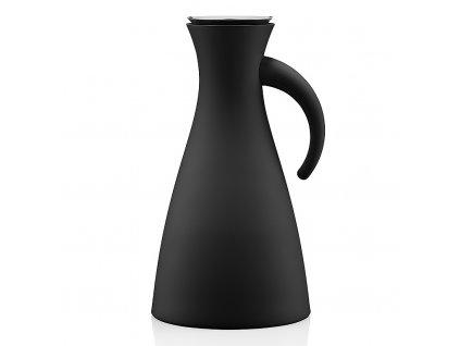 Vakuová termoska Ø 15,5 cm, 1,0 l matná černá, Eva Solo