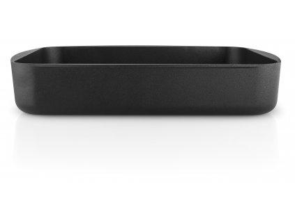Zapékací mísa černá hliníková, 36x28,5 cm, Eva Trio
