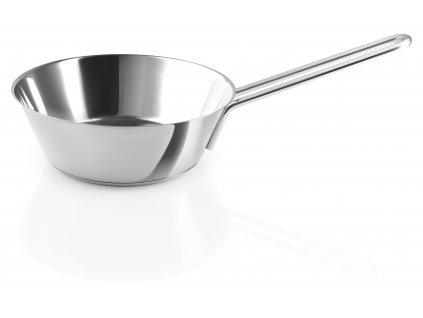 213024 Stainless steel saucepan 24cm top HIGH