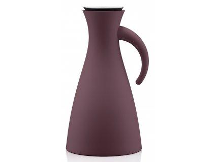 502806 Vacuum jug 100cl Dark Bugundy HIGH