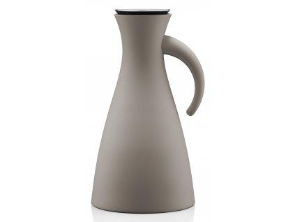 502812 Vacuum jug 100cl Warm Grey HIGH