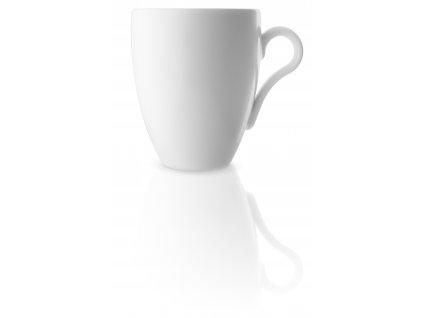 Porcelánový šálek 40cl bílý Legio, Eva Trio