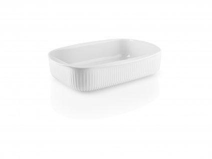 Zapékací mísa bílý porcelán malá Legio, Eva Trio