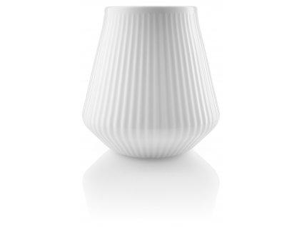 Porcelánová váza bílá 15,5 cm Legio, Eva Trio