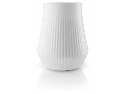 Porcelánová váza bílá 21,5 cm Legio, Eva Trio