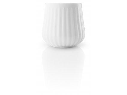 Svícen pro čajové svíčky, bílý porcelán Legio, 2 kusy, Eva Trio
