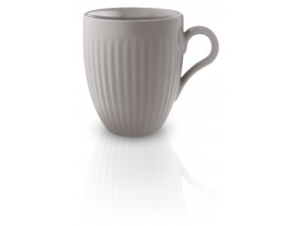 Porcelánový šálek 40cl šedý Legio, Eva Trio