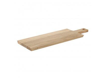 Dřevěné prkénko na krájení BORDA 44 x 15 cm BLOMUS