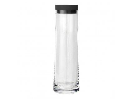Karafa na vodu šedočerná SPLASH 1 l BLOMUS