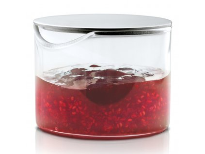 Dóza na marmeládu s nerezovým víčkem BASIC 100 ml BLOMUS