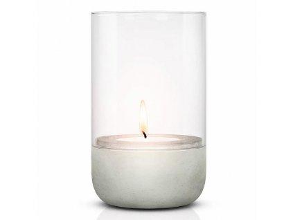 Svícen na čajovou svíčku 20 cm CALMA BLOMUS