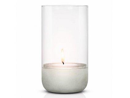 Svícen na čajovou svíčku CALMA 22,5 cm BLOMUS