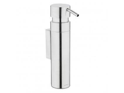 Nástěnný dávkovač tekutého mýdla matný nerez 100 ml NEXIO BLOMUS