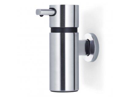 Nástěnný dávkovač tekutého mýdla AREO matný nerez 220 ml BLOMUS