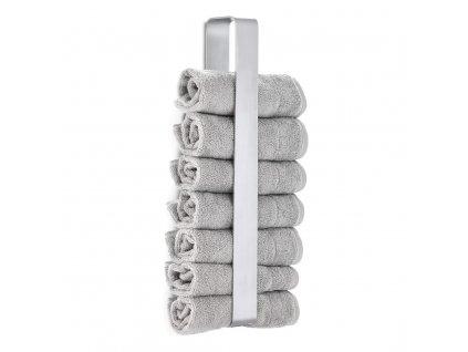 Nástěnný držák na ručníky NEXIO matný BLOMUS