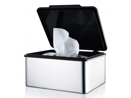 Box na vlhčené ubrousky MENOTO leštěný nerez BLOMUS