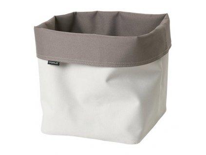 Oboustranný box ARA taupe/bílá BLOMUS