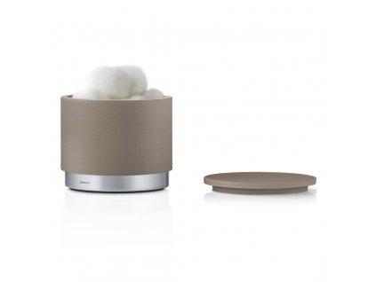 Úložný box na kosmetické potřeby ARA šedohnědý BLOMUS