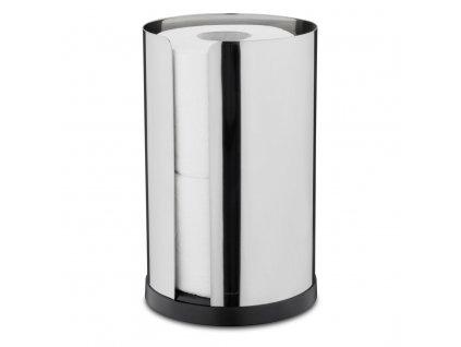 Zásobník na 2 role toaletního papíru NEXIO leštěný nerez BLOMUS