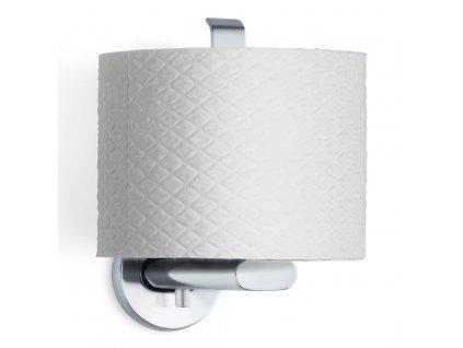 Držák toaletního papíru matný nerez AREO svislý BLOMUS