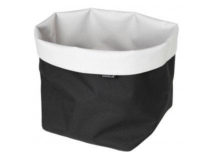 Oboustranný box ARA antracit/bílá BLOMUS
