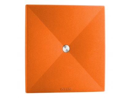 Podložky pod sklenice set 4 kusů oranžová, Eva Solo