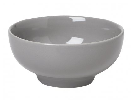 miska porcelánová malá šedá RO BLOMUS