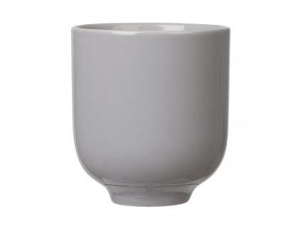 porcelánový hrníček šedý RO BLOMUS