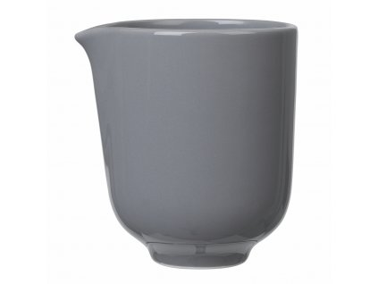 mléčenka porcelánová tmavě šedá RO BLOMUS