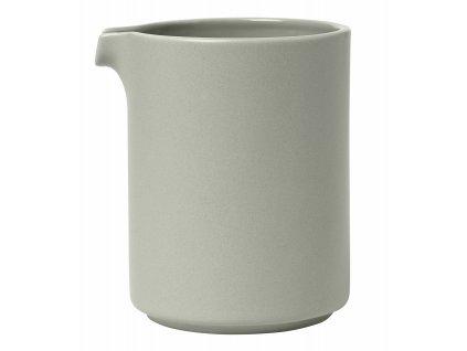 mléčenka porcelánová světle šedá MIO