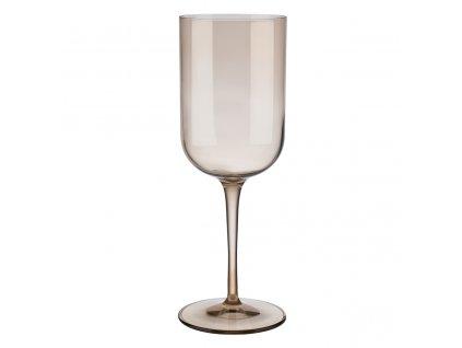 set 4 skleniček na červené víno pískové FUUM BLOMUS