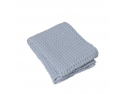 ručník pastelově modrý CARO BLOMUS