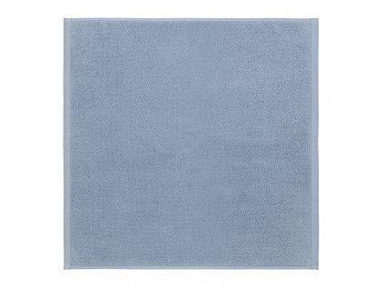 koupelnová předložka pastelově modrá menší PIANA