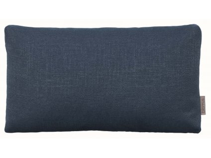 Povlak na polštář 50 x 30 cm tmavě modrá BLOMUS