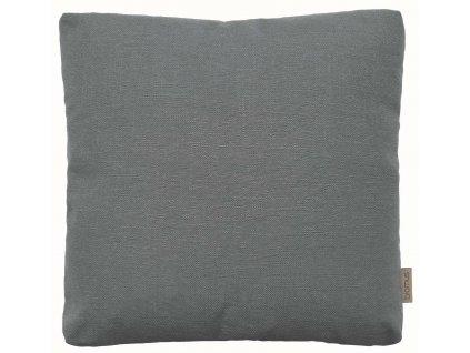 Povlak na polštář 45 x 45 cm šedý BLOMUS